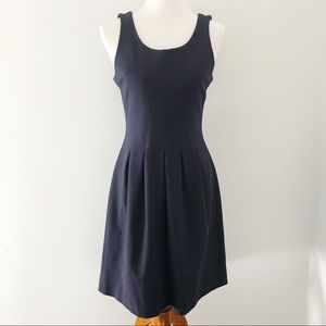 [J.Crew] Knit Stretch Sleeveless A-line Dress